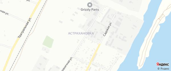 Пограничная улица на карте Благовещенска с номерами домов