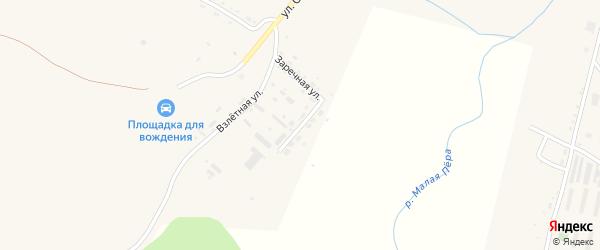 Авиационная улица на карте Шимановска с номерами домов
