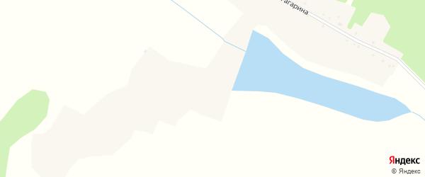 Улица Гагарина на карте села Свободки с номерами домов