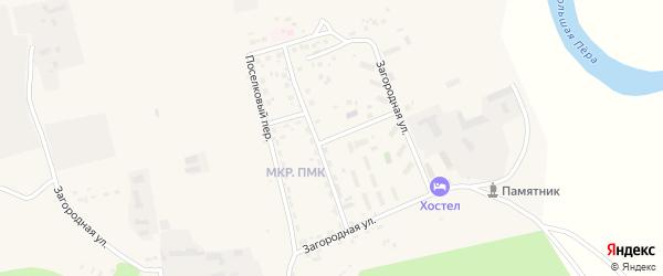 Улица Чайковского на карте Свободного с номерами домов