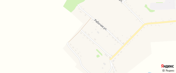 Юбилейная улица на карте села Лохвицы с номерами домов