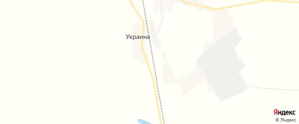 Карта железнодорожной станции Украины в Амурской области с улицами и номерами домов