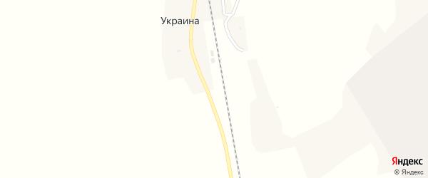 Залинейная улица на карте железнодорожной станции Украины с номерами домов