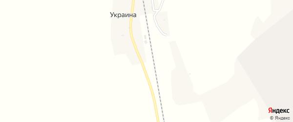 Железнодорожная улица на карте железнодорожной станции Украины с номерами домов