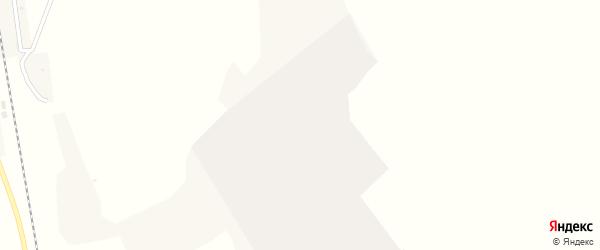 Центральная 2-я улица на карте села Красной Поляны с номерами домов