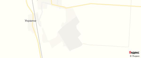 Карта села Красной Поляны в Амурской области с улицами и номерами домов