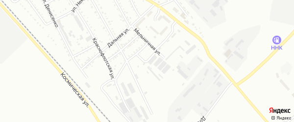 Свободный переулок на карте Белогорска с номерами домов