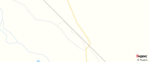 Карта станции Тура в Амурской области с улицами и номерами домов