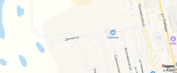 Кленовая улица на карте Райчихинска с номерами домов