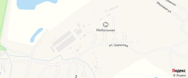 Трудовая улица на карте Райчихинска с номерами домов