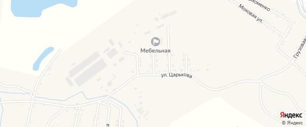 Улица Б.Хмельницкого на карте Райчихинска с номерами домов