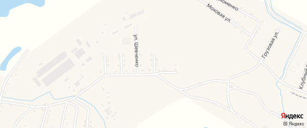 Политехническая улица на карте Райчихинска с номерами домов
