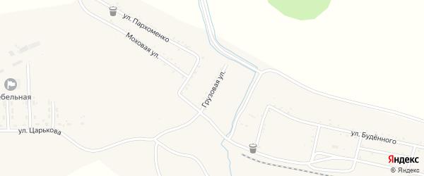 Грузовая улица на карте Райчихинска с номерами домов