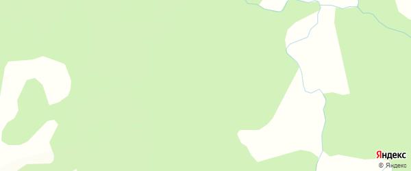 Карта села Баластный Карьера в Амурской области с улицами и номерами домов