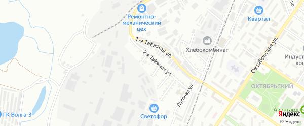 Угловой переулок на карте Арсеньева с номерами домов