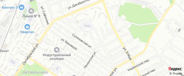 Улица Маяковского на карте Арсеньева с номерами домов