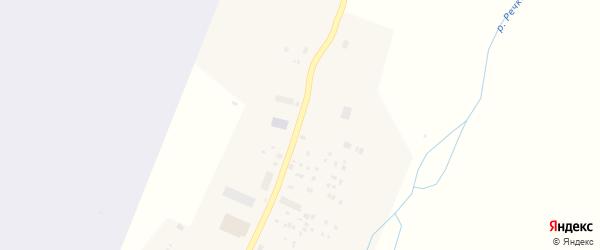 Парковая улица на карте Угольные Копи 3-й поселка с номерами домов