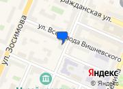 Здание на карте