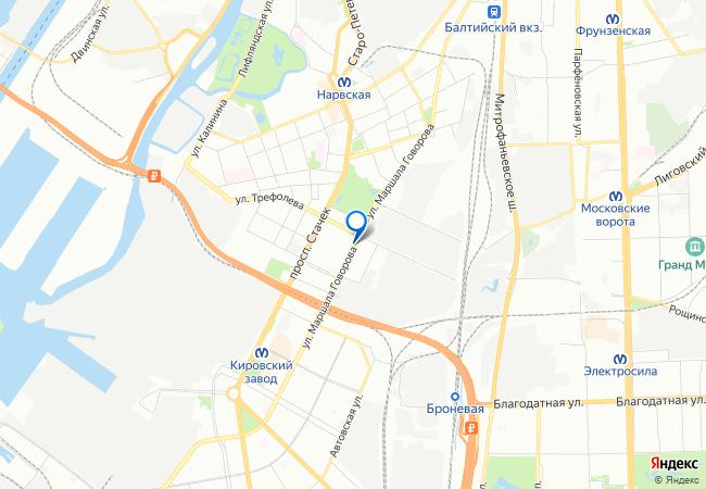 Двинская питер интим карта