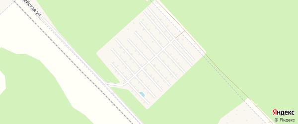 Енисейская улица на карте Чудово с номерами домов