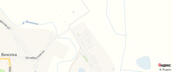 Молодежная улица на карте села Катичи с номерами домов