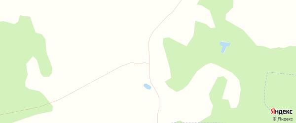 Карта поселка Зеленого Рога в Брянской области с улицами и номерами домов