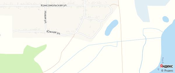Набережная улица на карте села Ущерпье с номерами домов