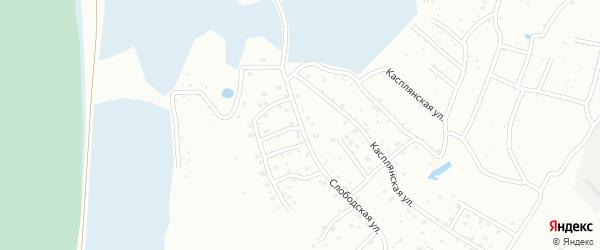 Слободская улица на карте Смоленска с номерами домов