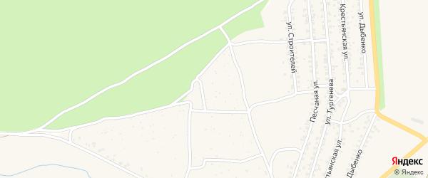 Территория сдт Вишня на карте Новозыбкова с номерами домов