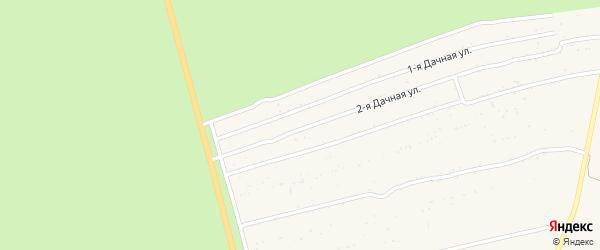 Территория сдт Станкозавод-2 на карте Новозыбкова с номерами домов