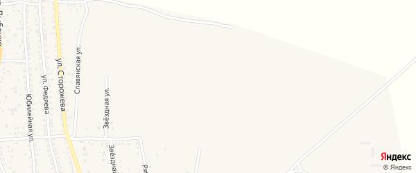 Улица Победы на карте Новозыбкова с номерами домов