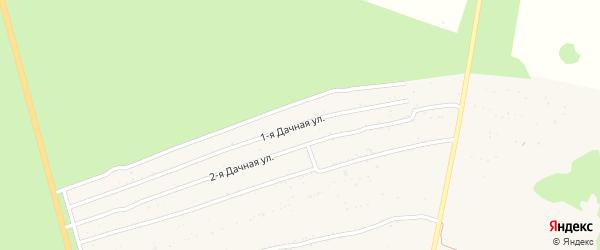 Территория сдт СМУ на карте Новозыбкова с номерами домов