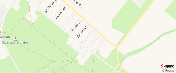 Улица Рогаткиных на карте Новозыбкова с номерами домов