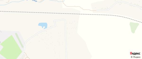 Территория сдт НСХТ на карте Новозыбкова с номерами домов