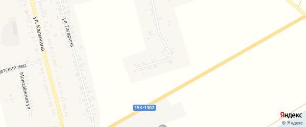 Транспортная улица на карте села Гордеевки с номерами домов