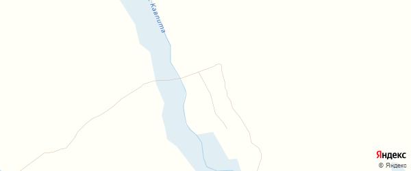 Карта деревни Даниловки в Брянской области с улицами и номерами домов