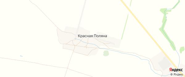 Карта поселка Поляны в Брянской области с улицами и номерами домов
