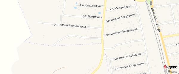 Улица Имени Ковалевского на карте Суража с номерами домов