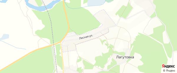Дачно-садовый кооператив Дачный ГСК на карте Суража с номерами домов
