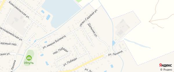 Улица Горбатова на карте Суража с номерами домов