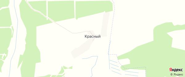 Карта Красного поселка в Брянской области с улицами и номерами домов