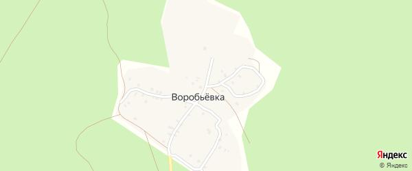 Песчаная улица на карте Унечи с номерами домов