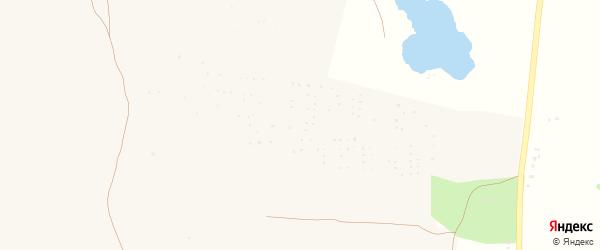 Территория сдт Заря на карте Стародуб с номерами домов