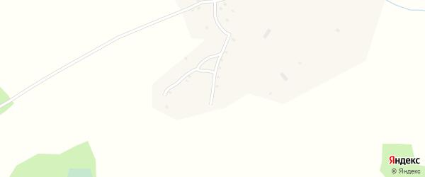 Речной переулок на карте деревни Ширковки с номерами домов