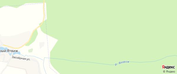 Карта деревни Погари в Брянской области с улицами и номерами домов