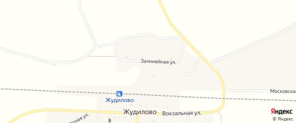 Улица Немолодва на карте поселка Немолодвы с номерами домов