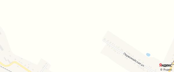 Курортная улица на карте поселка Огонька с номерами домов