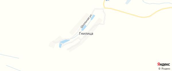 Карта деревни Гнилицы в Брянской области с улицами и номерами домов