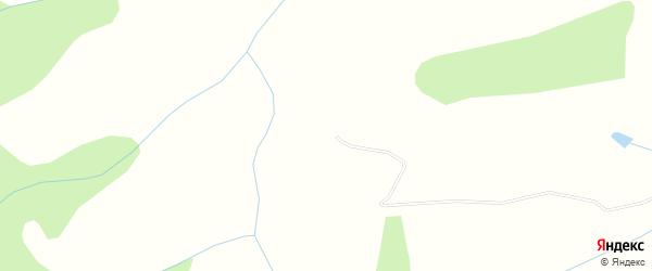 Карта деревни Ивашково в Брянской области с улицами и номерами домов