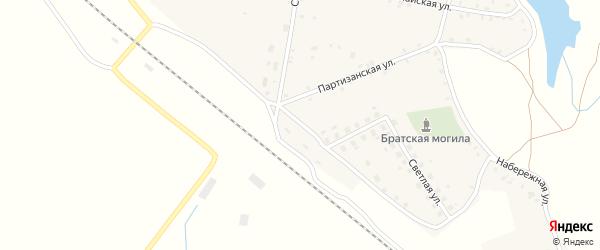 Вокзальная улица на карте села Витемли с номерами домов